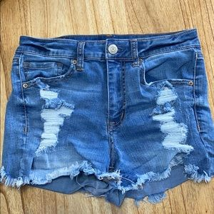 Aeropostale shorts in style High Waisted Midi